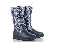 Зимняя обувь Дутики для детей от фирмы GFB(32-37)