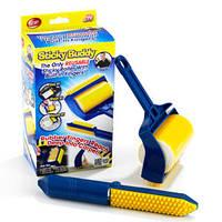 Валик для уборки Стики Бадди (Sticky Buddy) Reusable Sticky Picker Upper купить в Украине