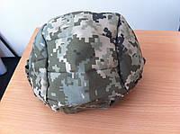 Чехол на кевларовую каску (шлем) пиксельный
