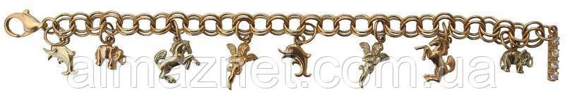 Золотой браслет Надежда