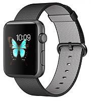 Смарт-часы Apple Watch Sport Space grey (38mm Black Woven Nylon) , фото 1