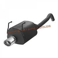 Модельный глушитель ULTER на Fiat Panda III 2012