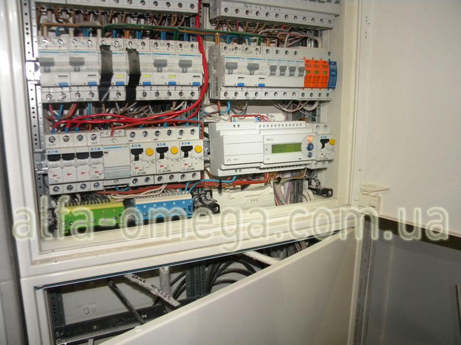 Система управления кабельным обогревом