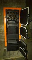 Котел твердотопливный длительного горения DTM Turbo 10 кВт, 100 м², фото 2