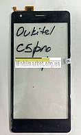 Сенсор (тачскрін) для Oukitel C5 Pro original чорного кольору