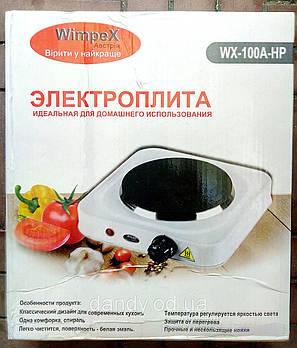 ЭЛЕКТРОПЛИТА дисковая WIMPEX HP WX-100A 1000W!Акция, фото 2