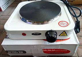 ЭЛЕКТРОПЛИТА дисковая WIMPEX HP WX-100A 1000W!Акция, фото 3