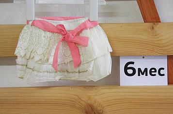 Нарядная юбка для маленькой девочки Gaialuna