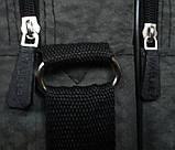Мужская сумка барсетка через плечо папка портфель фабричный А4 8w2647 хаки 35х24х15см, фото 3