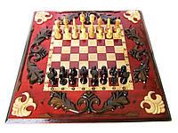 Шахматы резные, фото 1