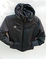 """Куртка мужская зимняя НОРМА """"Premium"""" купить оптом со склада на 7км LM-983"""