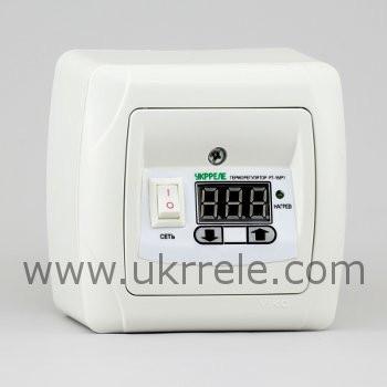 Терморегулятор для теплого пола для внешней проводки РТ-16/Н1