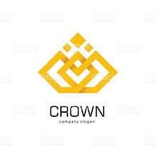 Сенсор (тачскрин) для планшета Crown