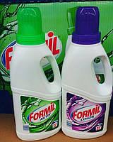 Гель - концентрат для стирки белого и цветного белья Formil Aсtiv 2000 мл