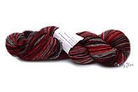 Kauni Artistic  8/1, Красно-серый