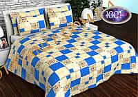 Набор постельного белья бязь №пл168 Полуторный, фото 1