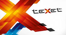 Сенсор (тачскрин) для планшета teXet