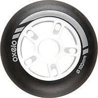 Колеса для самоката Oxelo 100mm черные
