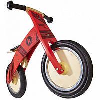 Беговел Kiddi Moto Kurve Красный