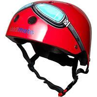 Шлем Kiddi Moto Очки Пилота