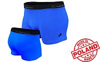 Спортивные трусы мужские Radical Bomber, термотрусы-боксеры, термобоксерки (синие)