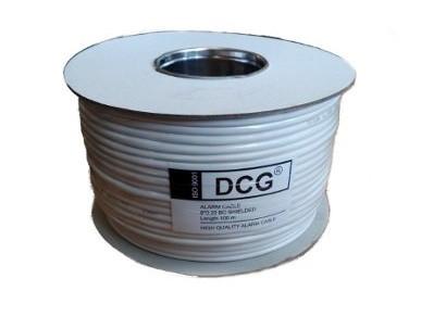 Сигнальный кабель DCG AlarmCable 4core медный без экрана