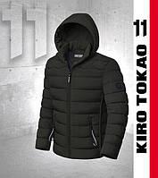 Куртка зимняя японская мужская Kiro Tоkao - 8805 хаки