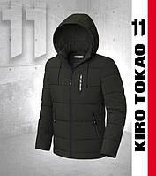 Куртка практичная мужская японская Киро Токао - 8808 хаки
