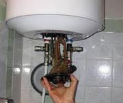 Чистка водонагревателей электрических(ТО)
