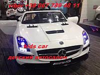 Детские электромобили Mercedes-Benz SLS SX812 PAINTING Лицензия