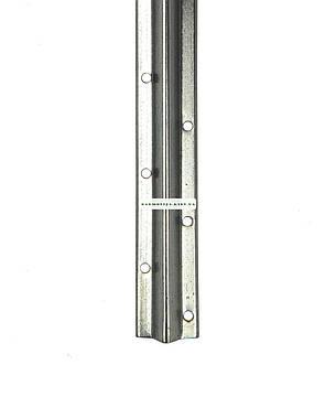 Маяк штукатурный 6мм, 2.5м Прямая полка, фото 2