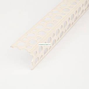 Угол перфорированный пластиковый, 3.0 м, фото 2