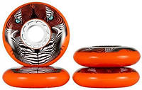 Колеса Undercover - Tiger 80Mm/86A Bullet Radius - Orange