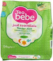 """Детский стиральный порошок """"Teo Bebe алое"""" (2,4 кг.)"""