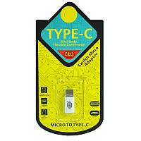 Переходник Micro-USB-Type-C