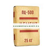 Цемент ПЦ-II/А-Ш 500 (Кривой Рог) буква Н, 25 кг