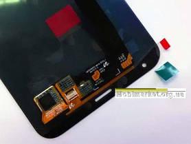 Модуль (дисплей + сенсор) для Meizu MX5 білий, фото 3