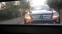 Мерседес Mercedes-benz ML 550 эвакуация