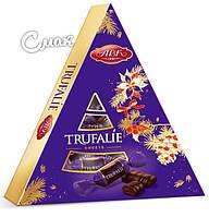 Конфеты в коробке новогодние АВК Труфалье / Trufalie 135 г