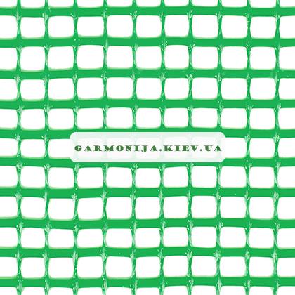 Сетка армированная Fasad 5х5 мм, 1х50 м, зеленая