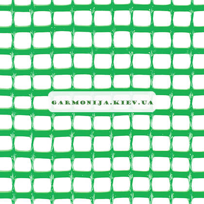 Сетка армированная Fasad 5х5 мм, 1х50 м, зеленая, фото 2