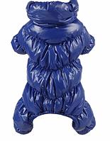 Теплый комбинезон для собаки (Код: 0130)
