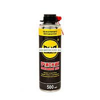 Очиститель (Ш) монтажной пены Budmonster 500 мл