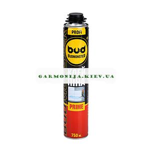 Клей-пена для утеплителя Budmonster PRIME, 750 мл, фото 2