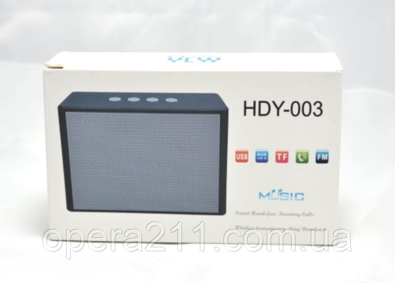 Bluetooth портативная колонка HDY-003 /  JBL GO