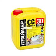 Пластификатор противоморозный ускоритель твердения Праймер ЕС-30 5 л