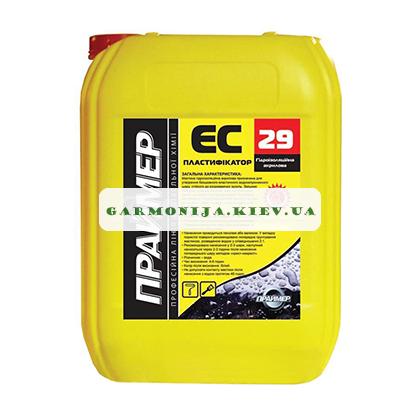 Пластификатор для теплых полов Праймер ЕС-29 5 л, фото 2
