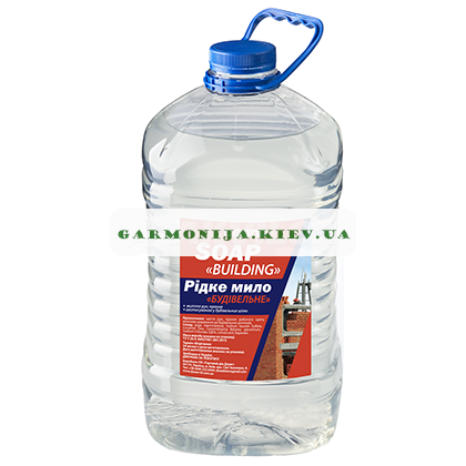 Жидкое мыло Донат строительное прозрачное, 5 л, фото 2