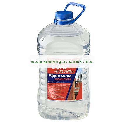 Жидкое мыло Донат строительное прозрачное, 5 л
