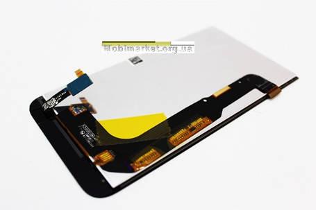 Модуль (дисплей+сенсор) для HTC Desire 616 Dual Sim чорний, фото 2